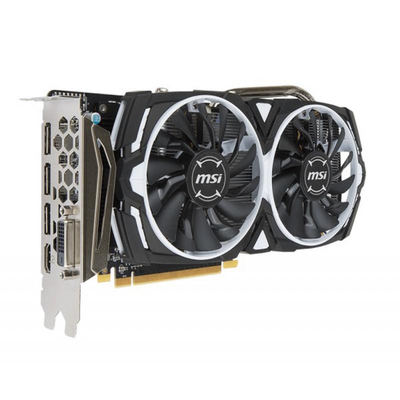 Видеокарта MSI Radeon RX 570 4Gb Донецк
