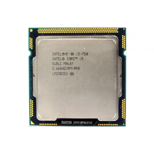 CPU Intel Core i5-750 S1156 Донецк
