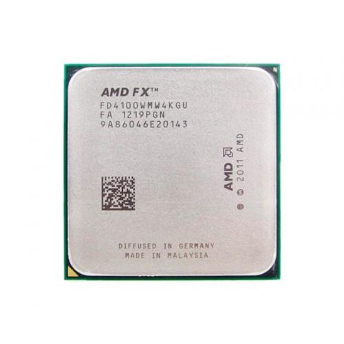 Процессор AMD FX-4100 Донецк