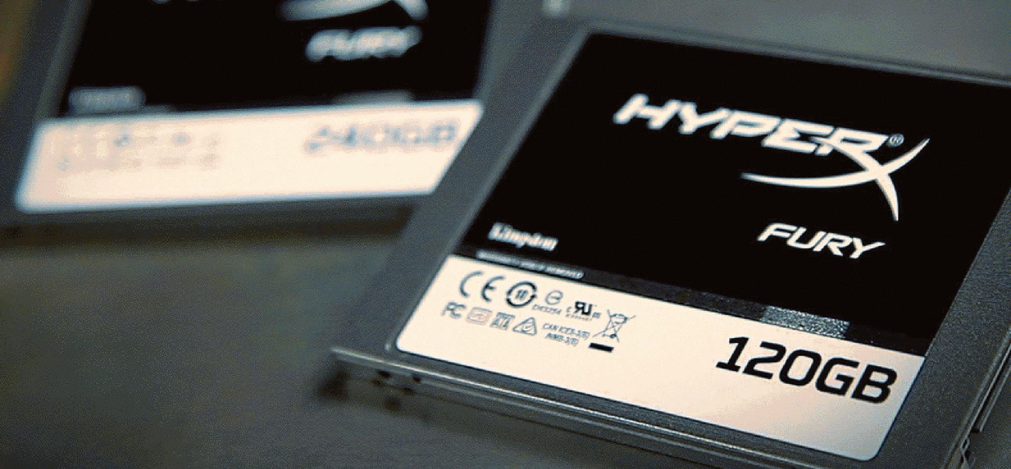 Жесткие диски HDD SDD в Донецке